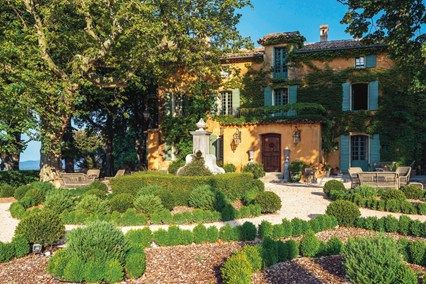Best Hotels In Provence France Condé Nast Traveller