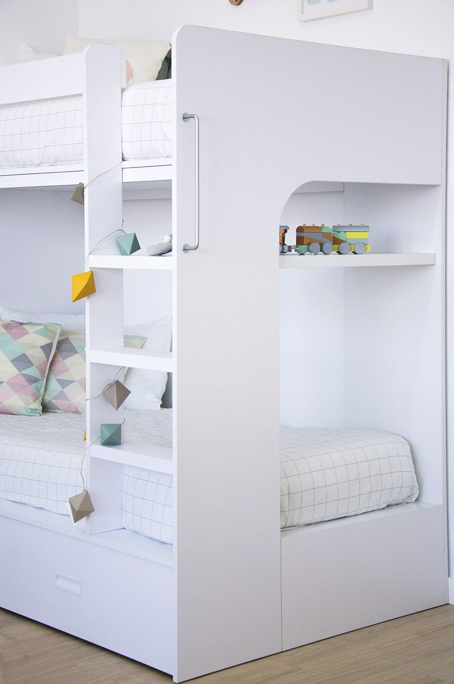 City Litera Con Cama Nido House Pinterest Kids Bedroom