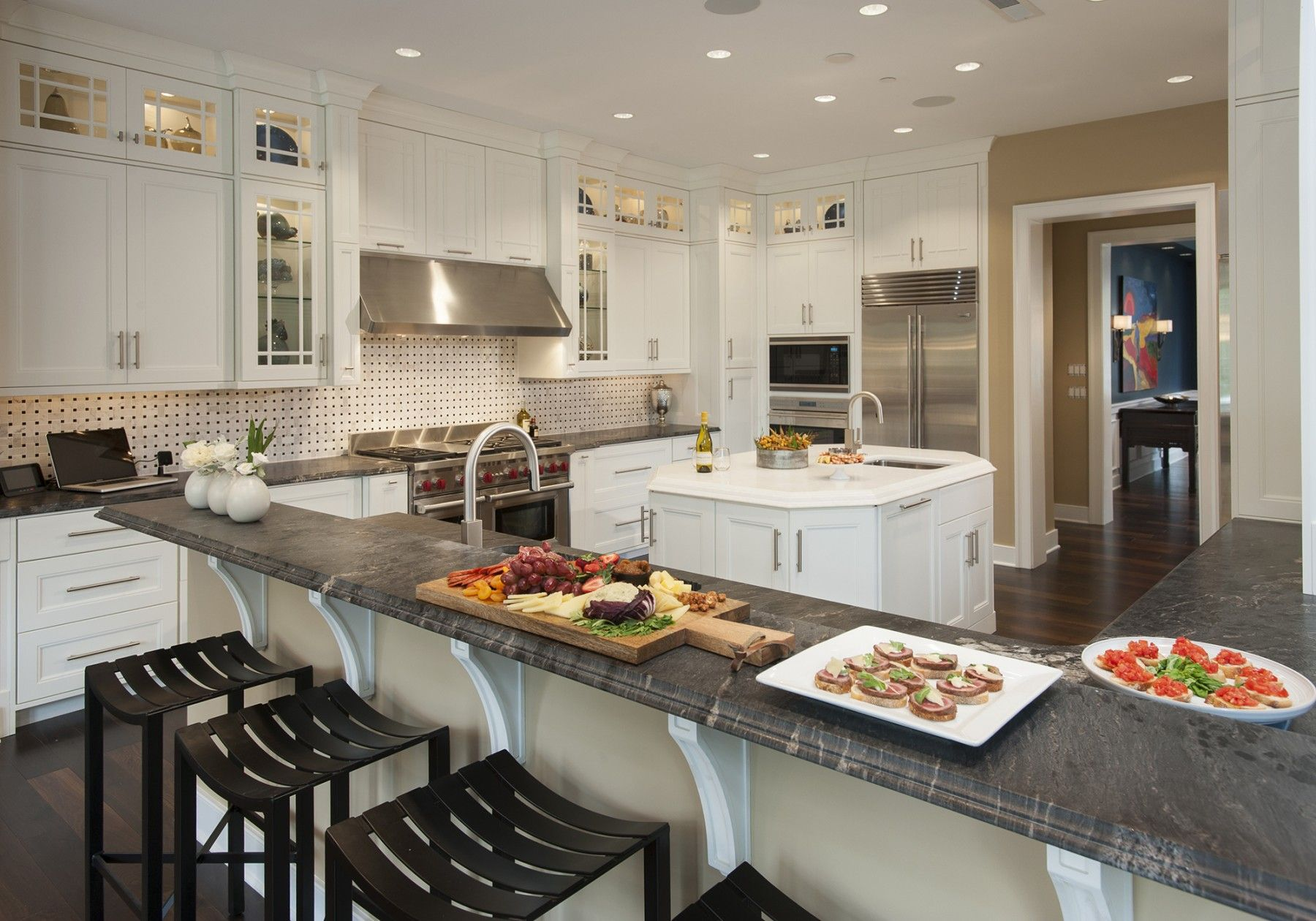 Natural stone kitchens colonial marble u granite kitchens