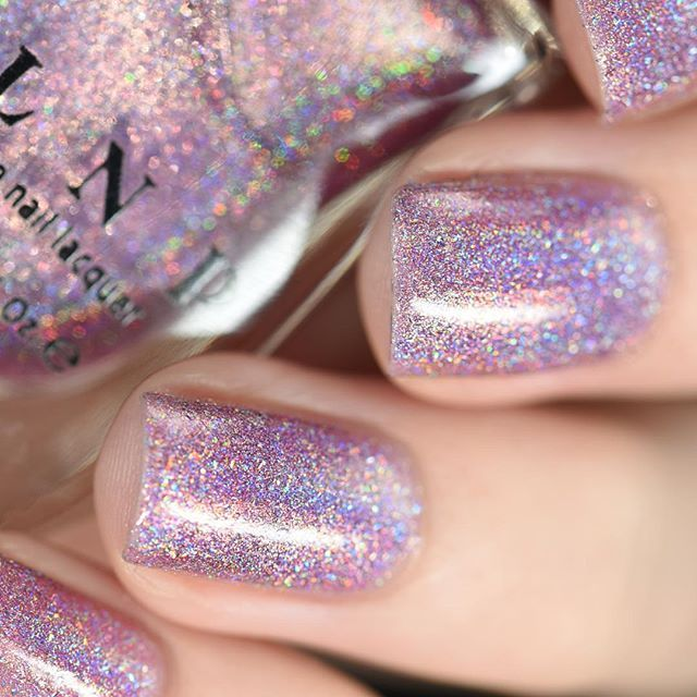 Dream Girl - Light Orchid Ultra Holographic Nail P