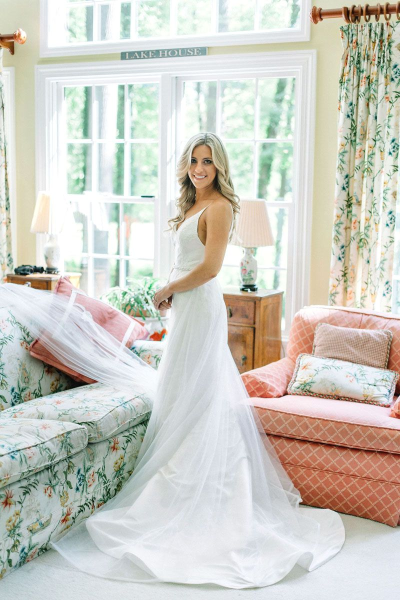 Classic wedding in oyster bay ny brides from aisle society