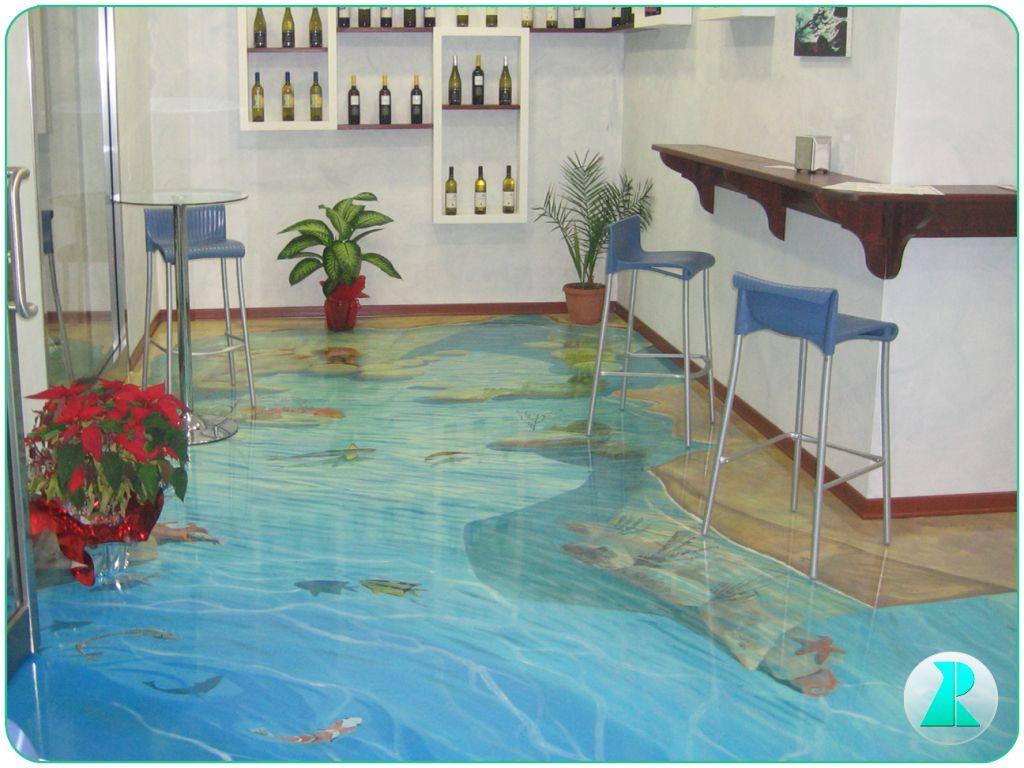 Porcelanato liquido pisos pinterest piso for Pisos decorativos 3d