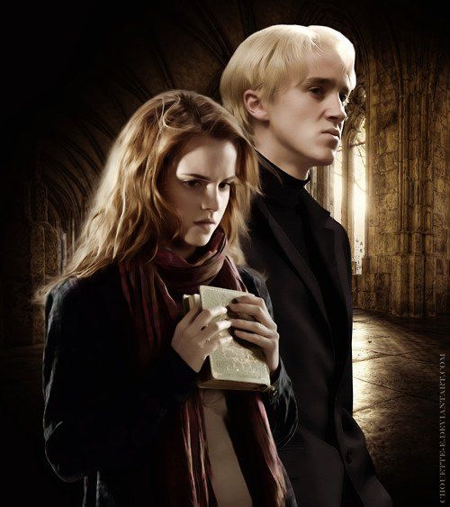 Draco and hermione fanfiction google search my polyvore finds pinterest draco dramione - Hermione granger fanfiction ...