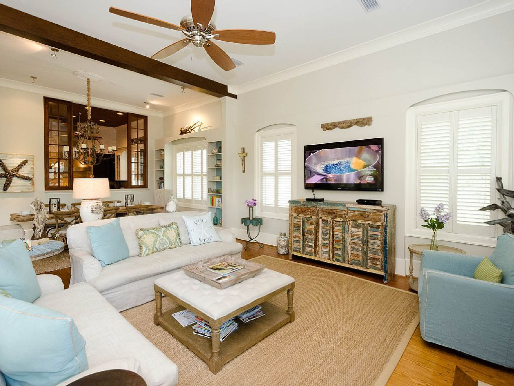 Watercolor Vacation Rental Vrbo 189323 4 Br Beaches Of South