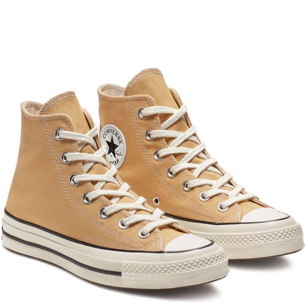 Chuck 70 Vintage Leather High Top