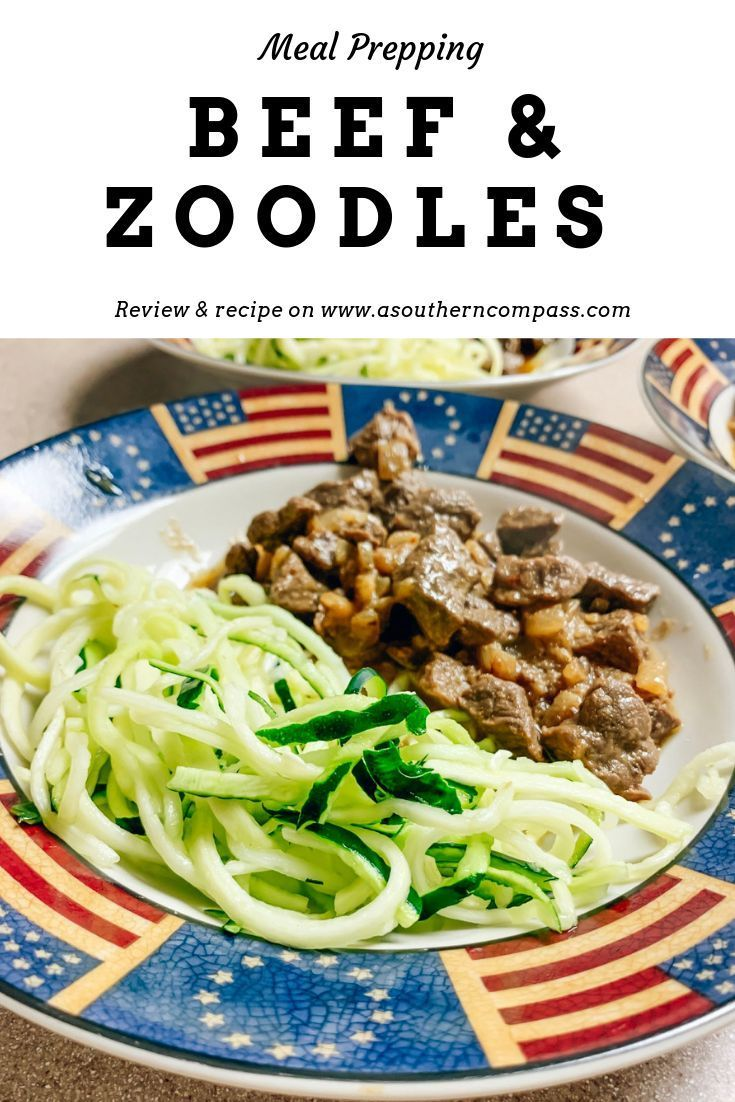 I found a great recipe on Pinterest for a Keto low carb steak and zucchini nood I found a great recipe on Pinterest for a Keto low carb steak and zucchini noodle dish so...