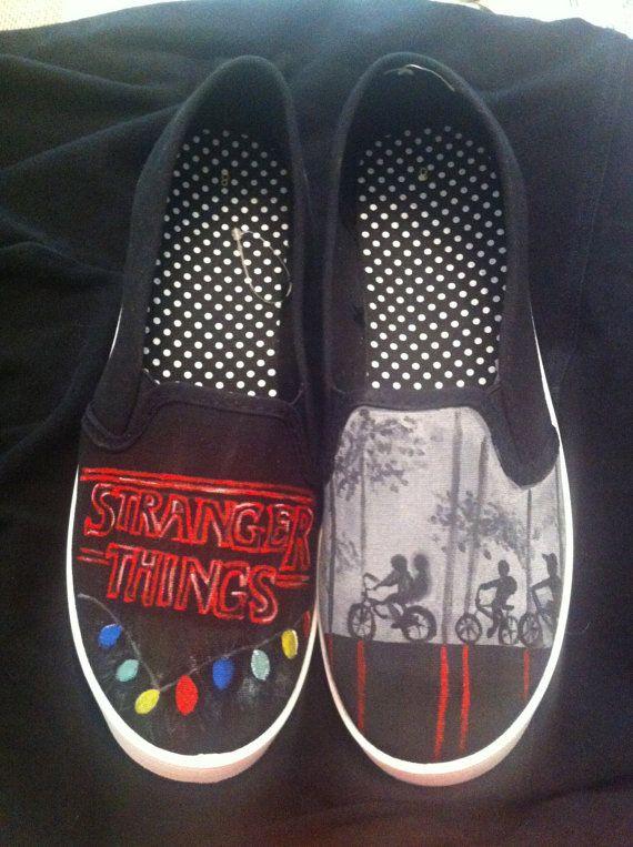 stranger things shoes kids