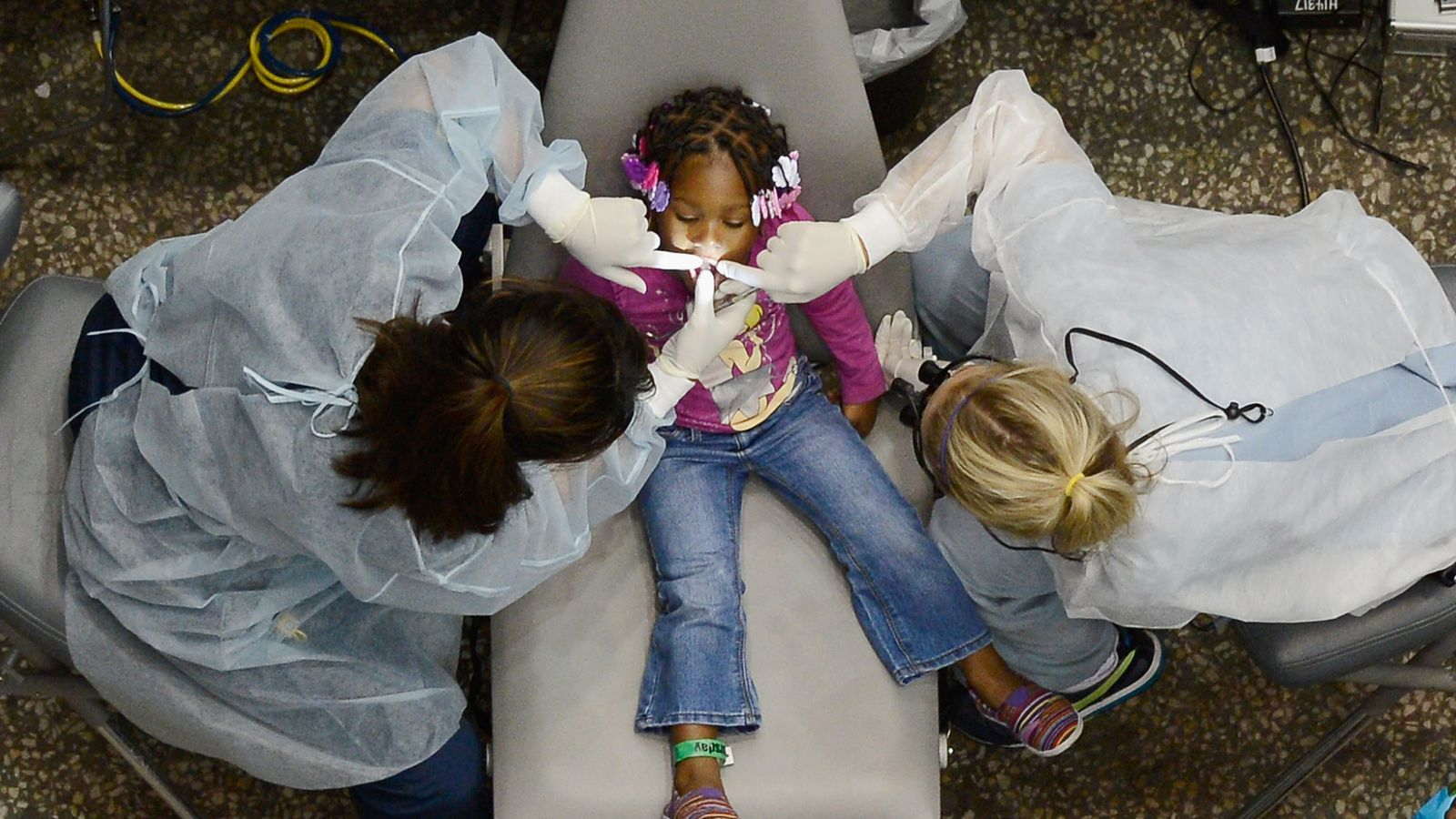 Black kids in the us have twice as many untreated cavities