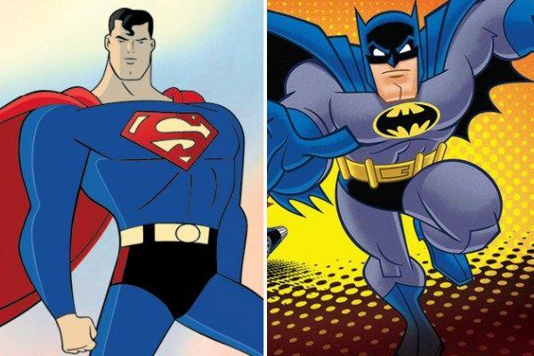 Superman Batman Brave And The Bold Soundtrack Albums