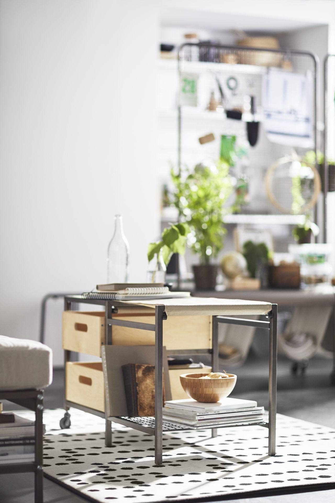 VEBERÖD Bankje, naturel | Ikea hack, Bed room and Doors