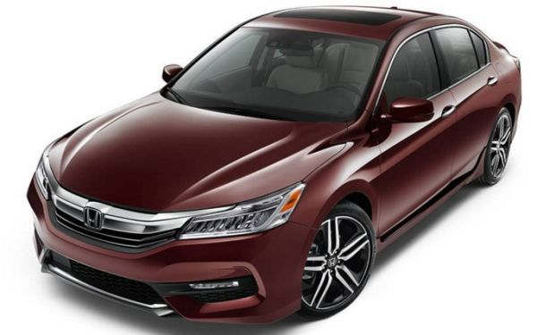 Best Of 2018 Accord Colors