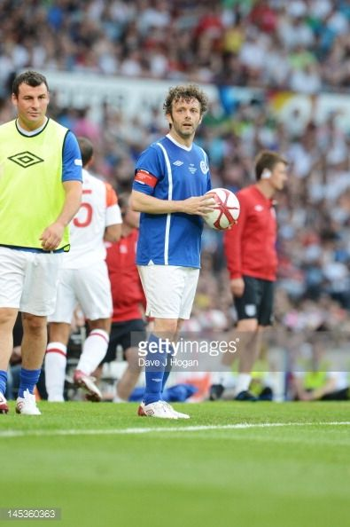 Manchester England May 27 Michael Sheen Attends Soccer Aid 2012 In Michael Sheen Soccer Aid Actors Funny