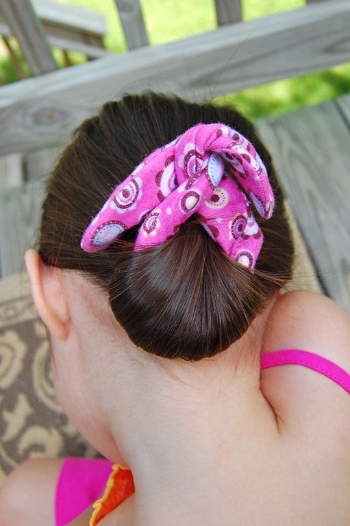 Great Tutorial On How To Make Your Own Bun Maker These Are Just