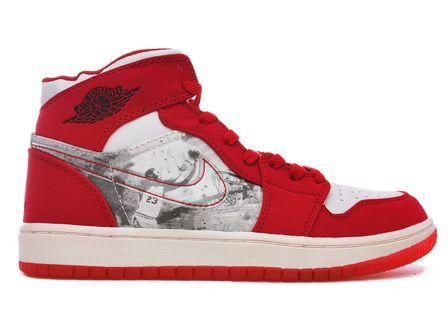 niesamowite ceny wylot najniższa cena Air Jordan 1 Retro Alpha White University Red,The Air Jordan ...