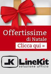 Offerte Natale Linekit: Anno nuovo, stile nuovo per l'arredo ufficio