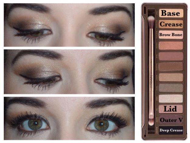 """5 Urban Decay """"Naked 2"""" Looks!"""