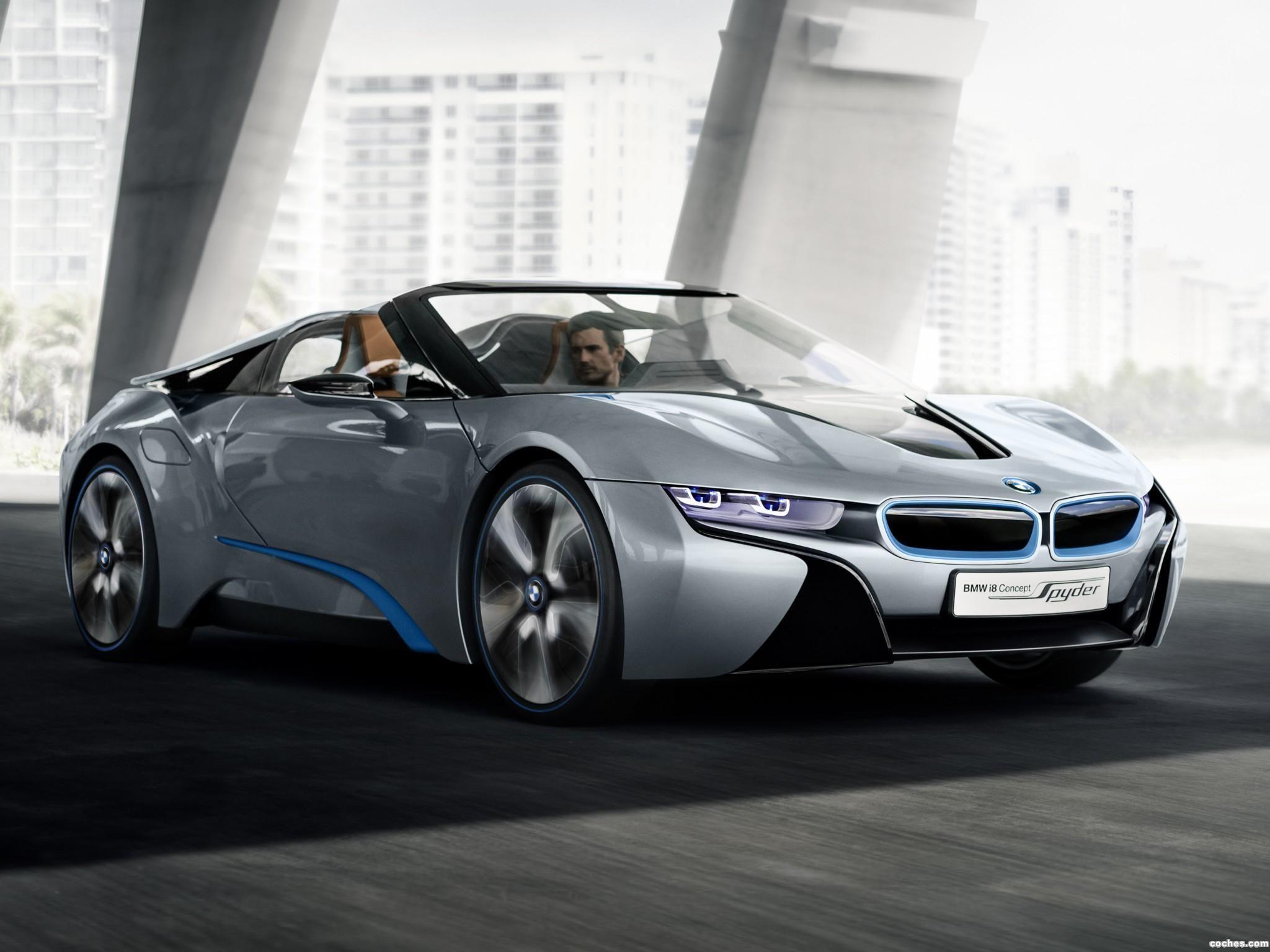 BMW i8 spyder concept 2012 | Bad Bimmers | Pinterest | Bmw i8, BMW ...