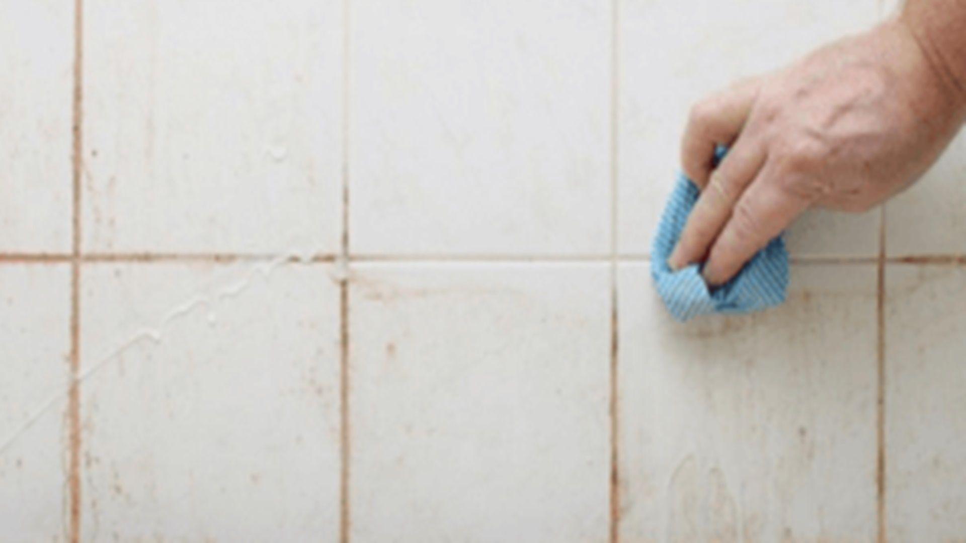 La mayor a de las personas cuando limpian el ba o se recurre a