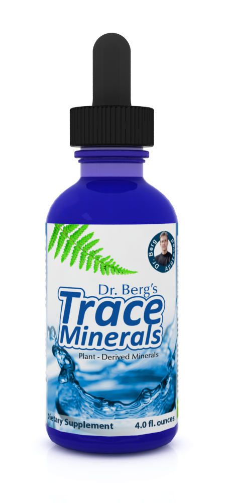 Dr. Bergs Trace Minerals Trace minerals, Natural health