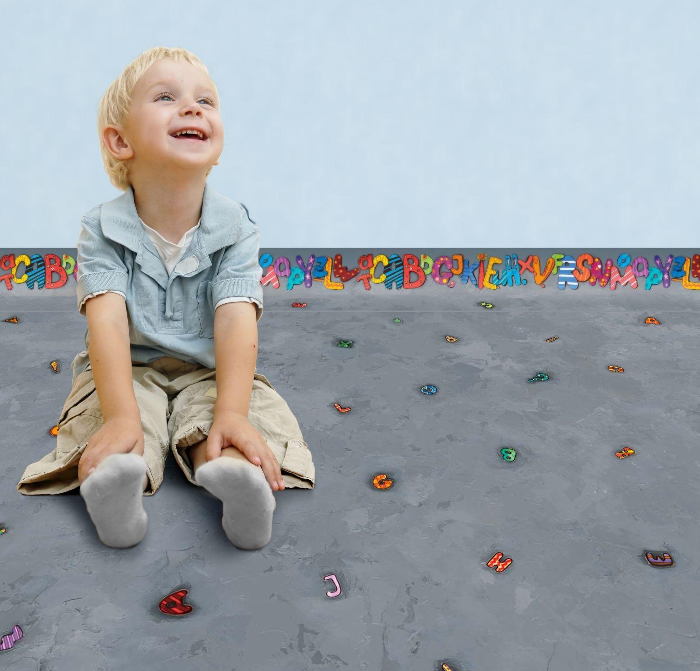 Wohngesunder Boden für das Kinderzimmer: frei von PVC, Weichmachern ...