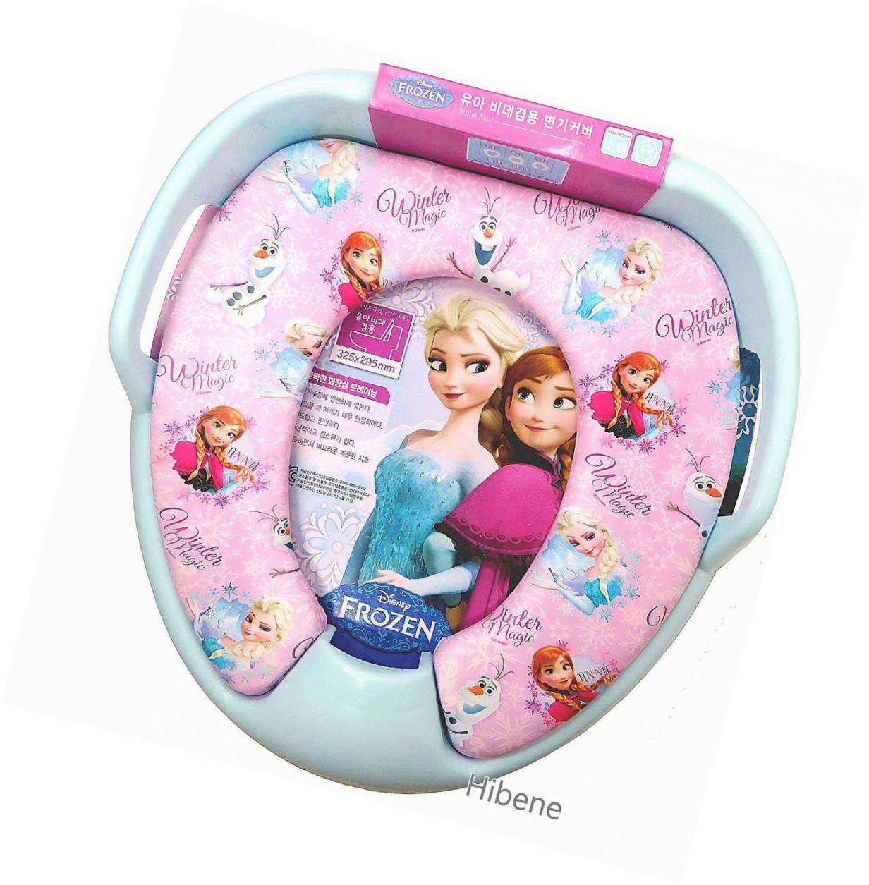 Disney Frozen Children Potty Soft
