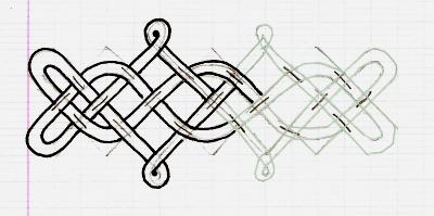 Dessin Celtique dessiner des entrelacs celtiques | art | celtic art, celtic designs