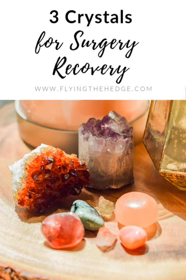 Crystals for Surgery Recovery #crystalhealing