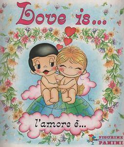 Love Is by Kim Casali Comic Archive Gallery | kim-casali-LOVE-IS-panini-1985-sticker-album-figurine-completo-180-180 ...