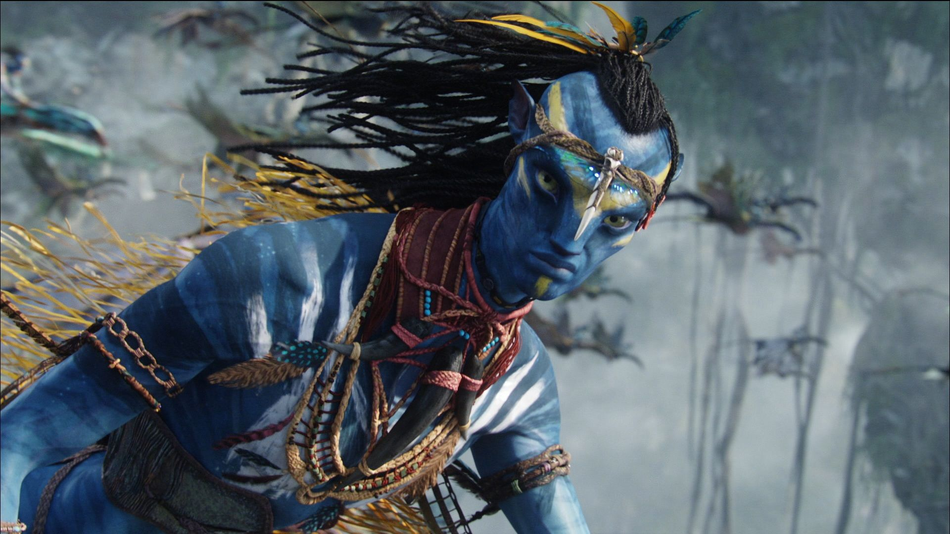 Blue Christmas Tree Forum Avatar: Avatar Tsu'tey Of The Na'vi