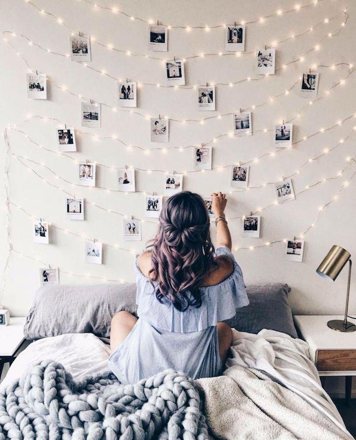 ▷ 1001 + idées pour réussir la déco chambre Tumblr #girldorms