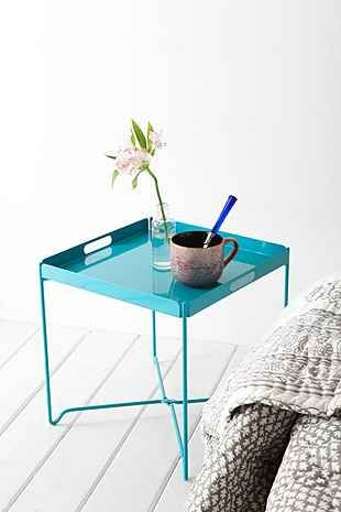 Metal Tray Table - Urban Outfitters