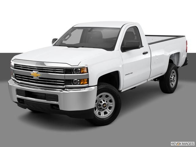 New 2016 Chevrolet Silverado 2500hd Regular Cab Long Box 2 Wheel Drive Work Truck Chevy Dealerships Chevrolet Chevrolet Silverado 2500hd