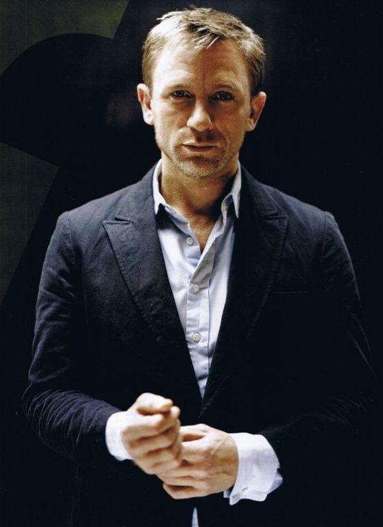 Daniel Craig :-)