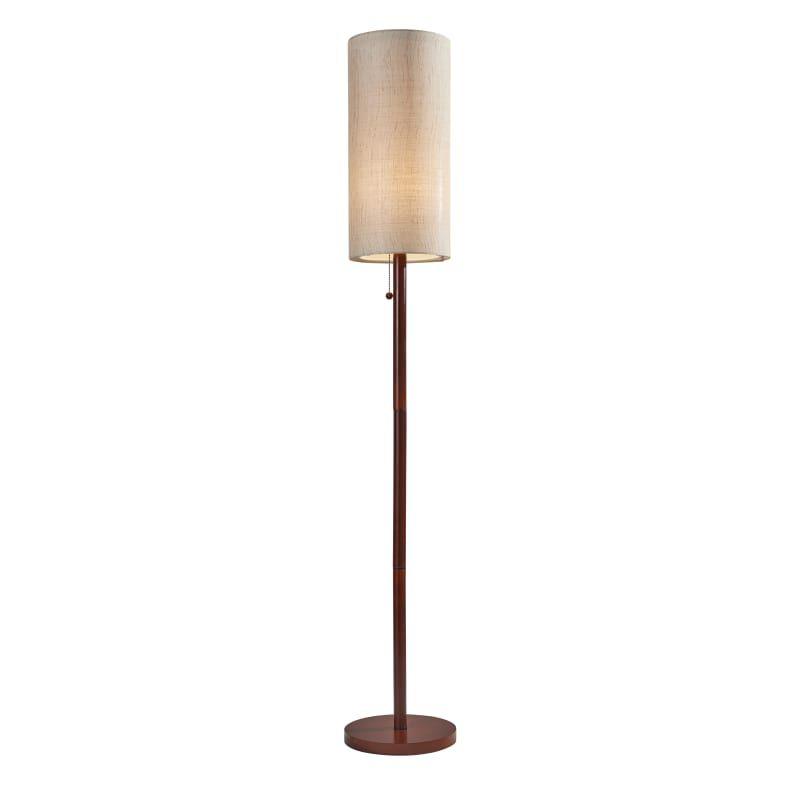 Adesso 3338 15 Hamptons Single Light 65 High Build Com Floor Lamp Floor Lamp Bedroom Lamps Living Room