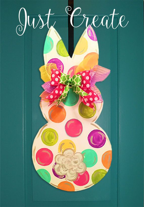 Hey, I found this really awesome Etsy listing at https://www.etsy.com/listing/223199594/easter-bunny-wood-door-hanger