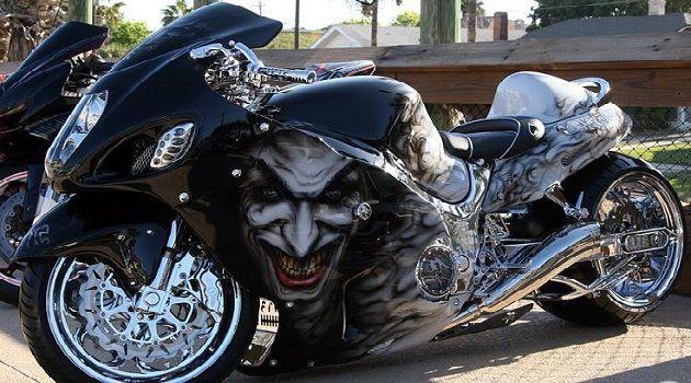 motosikletler el yapimi motorlar