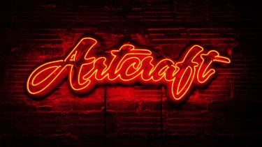 Artcraft Sign Co Creative Sign Artists Vintage Neon Signs Hand Painted Signs Arts And Crafts