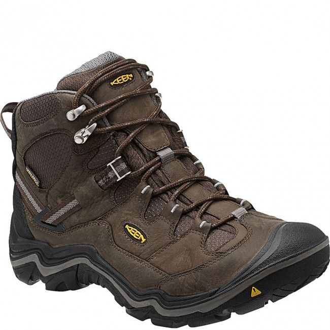 KEEN Men's Durand MID Wide Hiking Boots