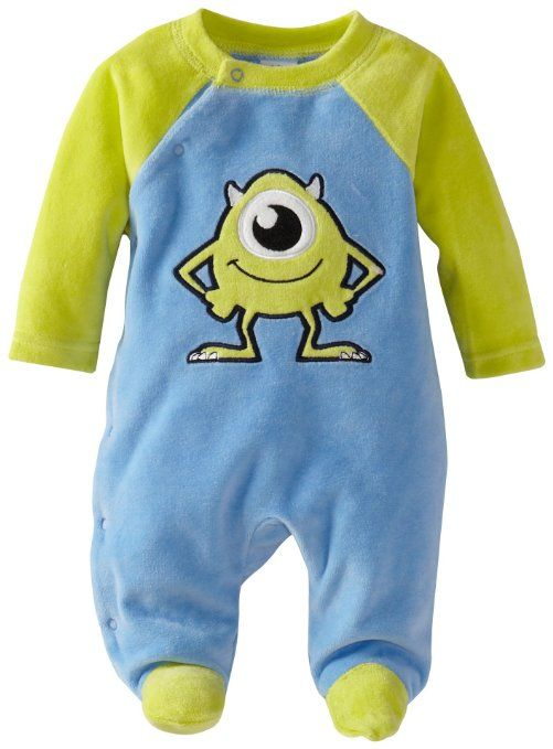 Amazon.com: Disney Baby Baby-Boys Newborn Sleep and Play-5: Clothing