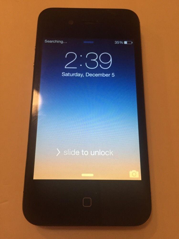 мобильный телефон apple iphone 4s 16gb black