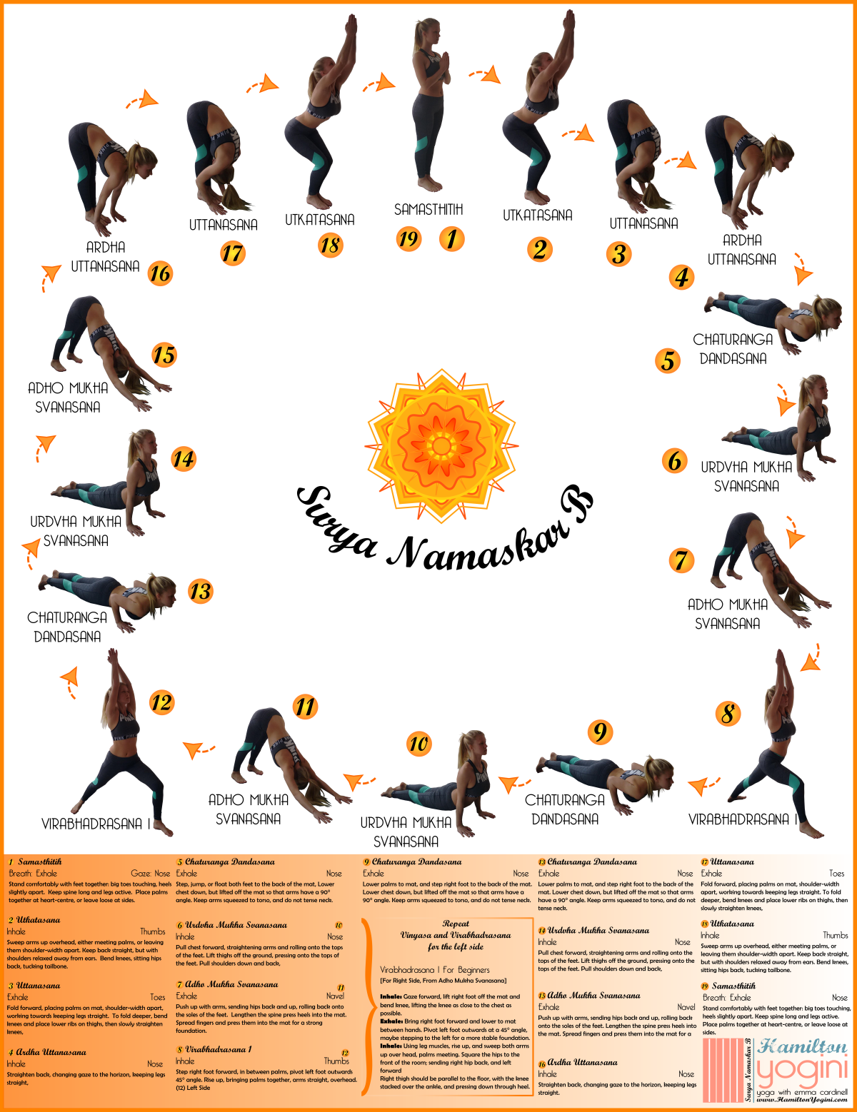 Sun Salutation Meaning In Hindi
