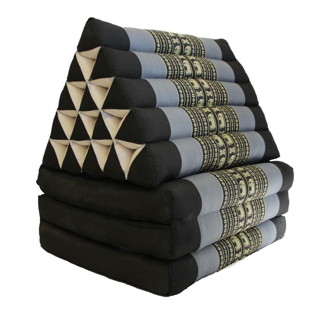 Thai Triangle Pillow Cushion Fold Out