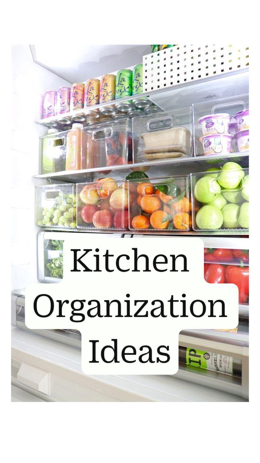 How to OrganizeYourRefrigerator