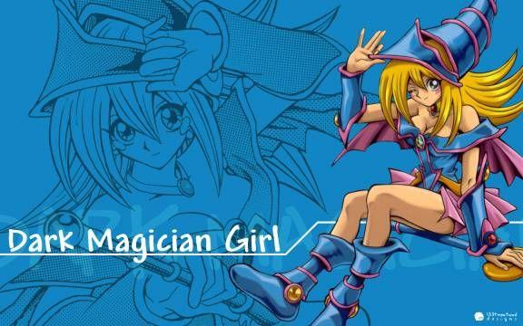 Dark Magician Girl From Yu Gi Oh Hd Anime Wallpapers Anime Wallpaper Download Anime Wallpaper