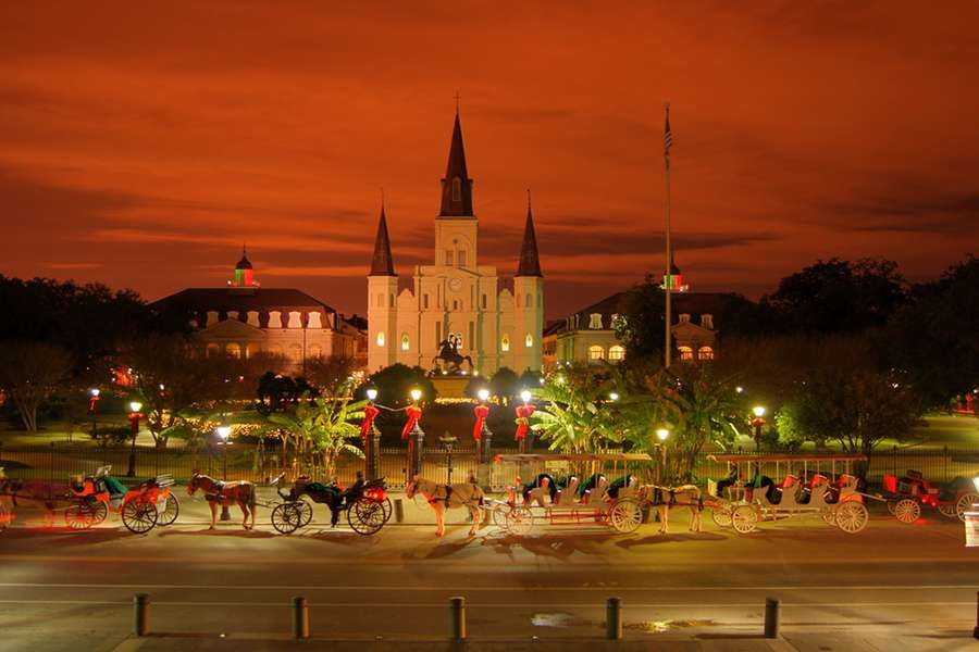 When most people think of New Orleans, they think of Mardi Gras. The raucous parades, elaborate masks, and colorful beads associated with the Carnival season are largely synonymous with the southern Louisiana city.