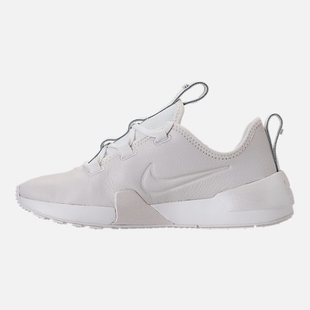 promo code 1b8e7 0ebb0 Left view of Womens Nike Ashin Modern LX Casual Shoes in Moon  ParticleSummit