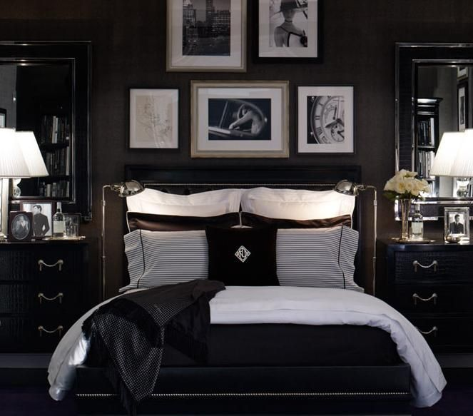 Captivating Ralph Lauren Home Bedroom Design