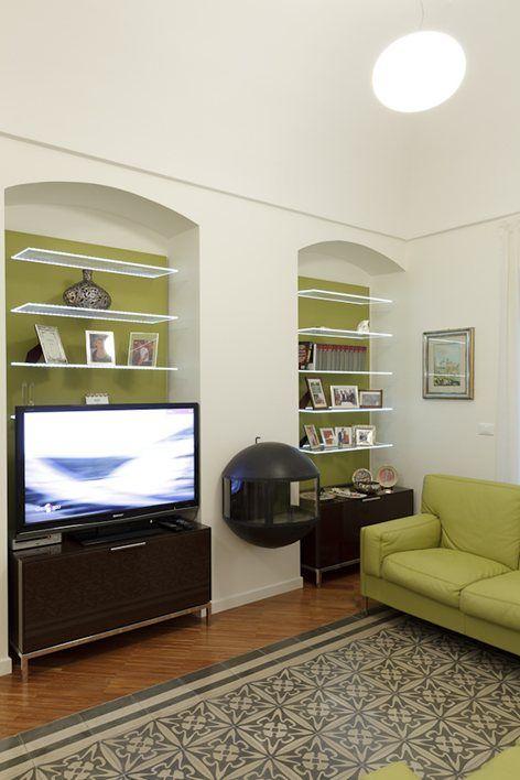 Ristrutturazione casa F.P. e F. L., Polignano a Mare, BA, Polignano A Mare, 2012 - Grazio Vitantonio Frallonardo
