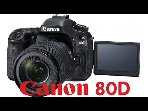 Did You Get Your New Canon Eos 80d Then The Tutorial Video Below By Tony Northrup May Be What You Are Looking For Canon Eos Canon Digital Camera Dslr Camera
