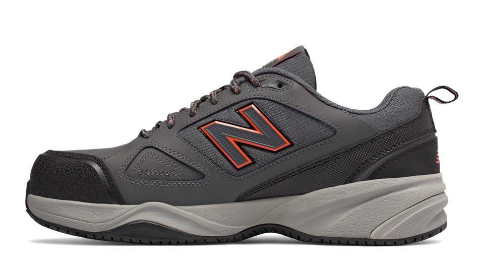 New Balance Steel Toe 627V2 - Brown